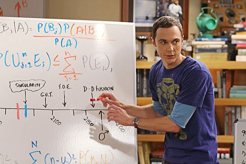 THE BIG BANG THEORY Season 4 Episode 2 The Cruciferous Vegetable Amplification Promo Photos