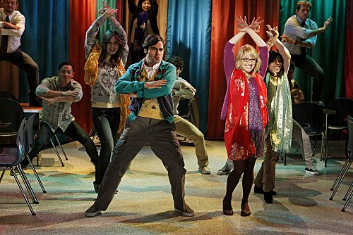 THE BIG BANG THEORY Season 4 Episode 14 The Thespian Catalyst Photos