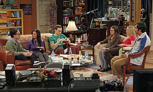 THE BIG BANG THEORY Season 4 Episode 16 The Cohabitation Formulation Photos
