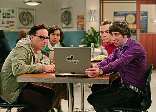 THE BIG BANG THEORY Season 4 Episode 19 The Zarnecki Incursion Photos
