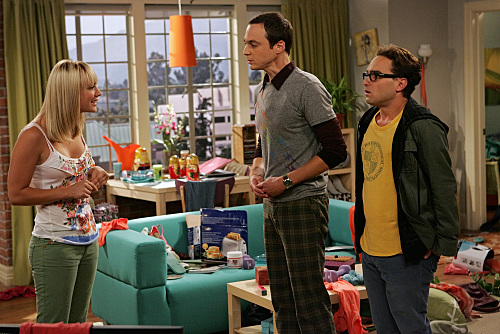 Big Bang Theory. The Big Bang Theory Season 1