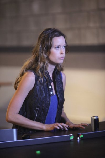 Summer Glau The Cape NBC