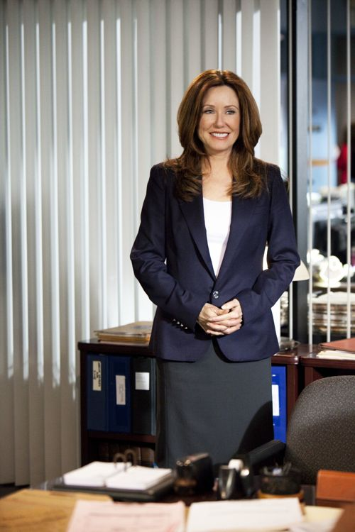 The Closer Mary McDonnell