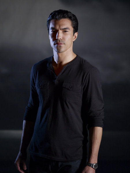 Ian Anthony Dale The Event on NBC