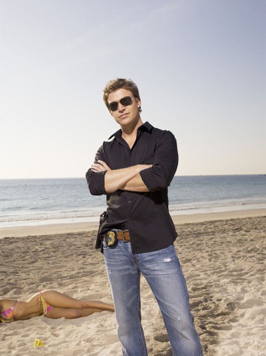 Matt Passmore as Jim Longworth in The Glades