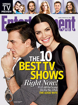 The Good Wife Entertainment Weekly Cover
