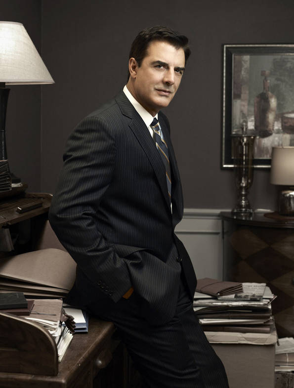 Chris Noth Peter Florrick The Good Wife