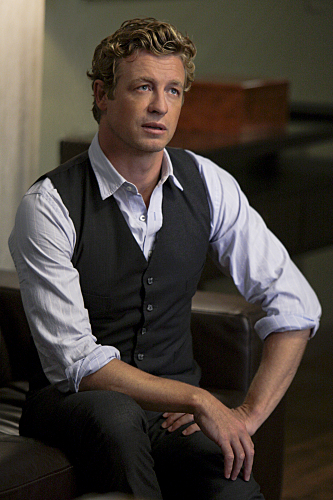 Simon Baker The Mentalist on CBS