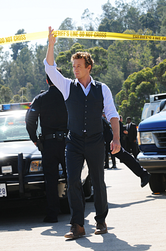 The Mentalist Season 2 Episode 2 The Scarlet Letter Promo Photos