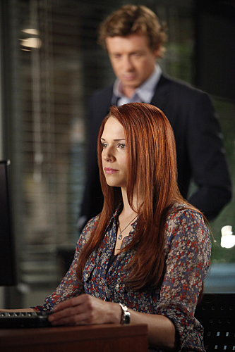 The Mentalist Season 2 Episode 23 Red Sky In The Morning Promo Photos