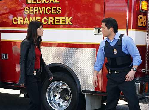 THE MENTALIST Season 3 Episode 13 Red Alert Photos