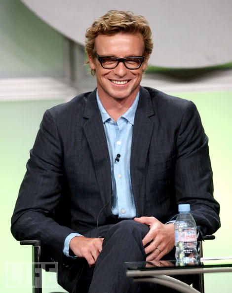 imon Baker From The Mentalist At The Summer CBS TCA Session