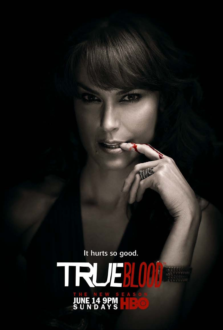 True Blood Season 2 It Hurts So Good Maryanne Promo Poster