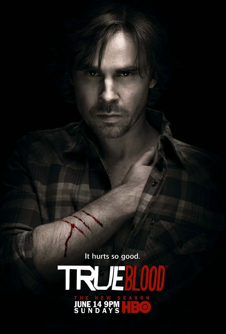 True Blood Season 2 It Hurts So Good Sam Promo Poster