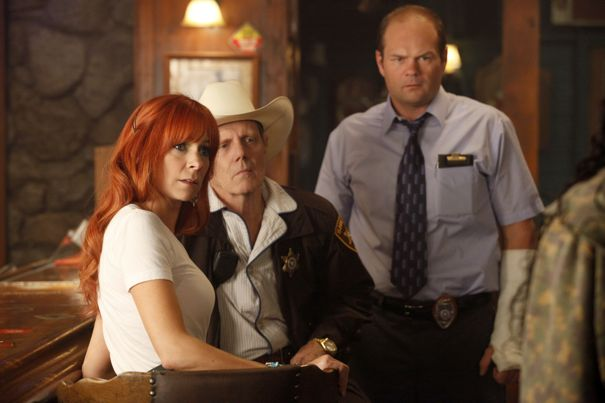 Carrie Preston William Sanderson Chris Bauer True Blood