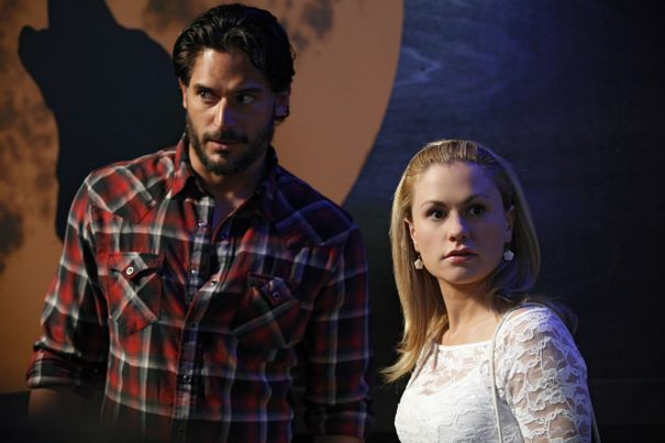 Joe Manganiello Anna Paquin True Blood
