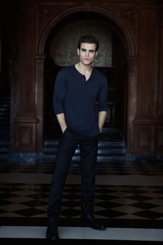 Paul Wesley Vampire Diaries