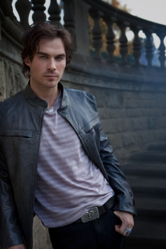 vampire diaries damon pics. The Vampire Diaries Ian