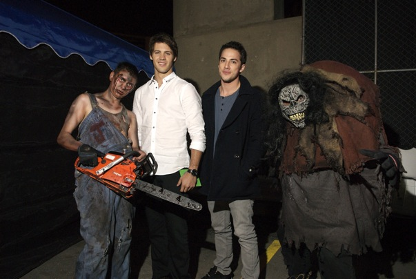 VAMPIRE DIARIES Chronicles of the Cursed Haunted House Photos