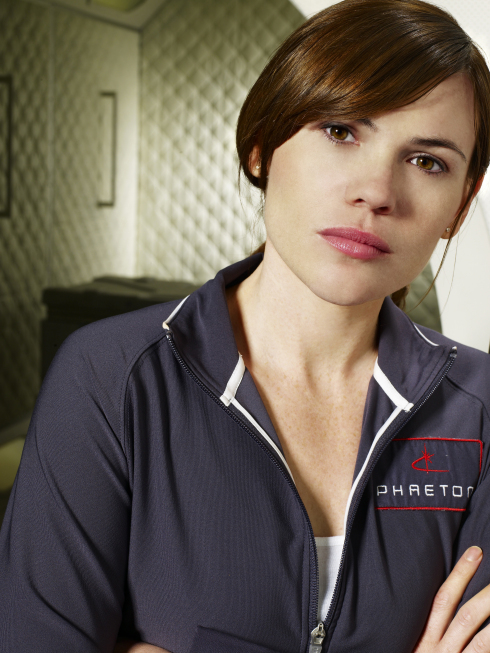 Virtuality Cast Photo Clea Duvall