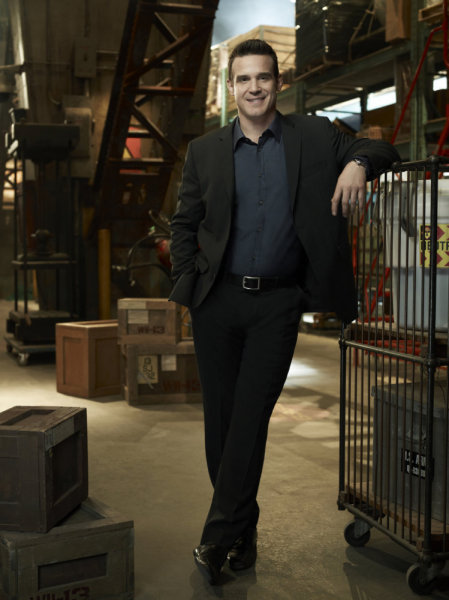 WAREHOUSE 13 Season 2 Cast Promo Photos
