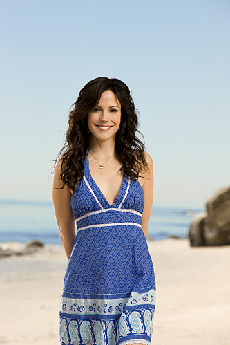 mary louise parker weeds season 5. Mary-Louise Parker as Nancy