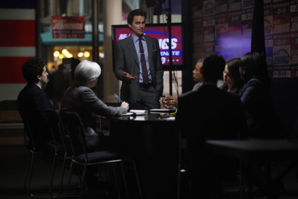 WHITE COLLAR Season 2 Episode 2 Need To Know Promo Photos