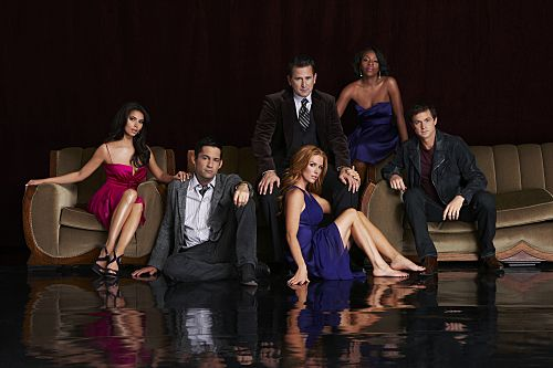 Without A Trace Cast Photo