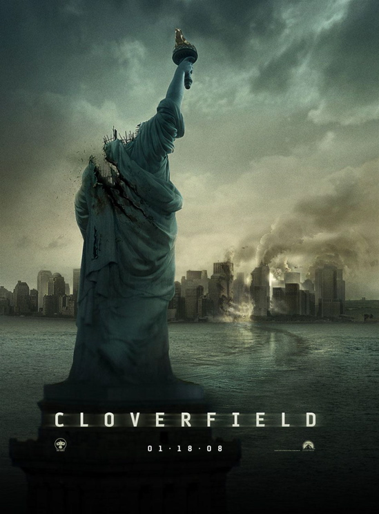 Cloverfield Movie Poster