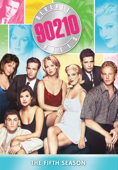 90210 Season 5 DVD Contest