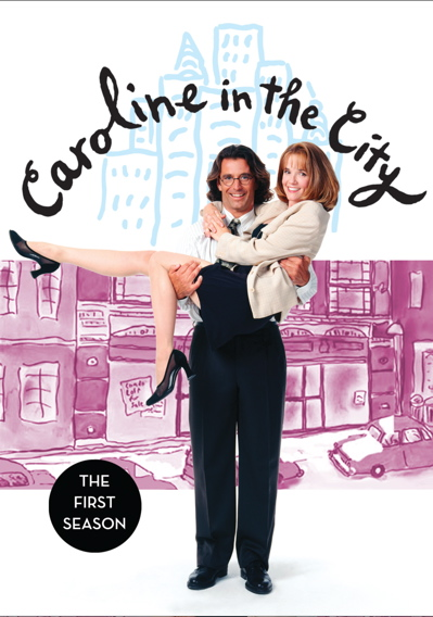 Caroline In The City Season 1 DVD Contest