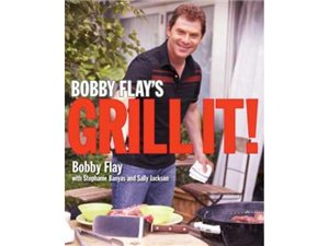 Bobby Flay Grill it Book