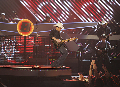 Brad Paisley Grammy Photo