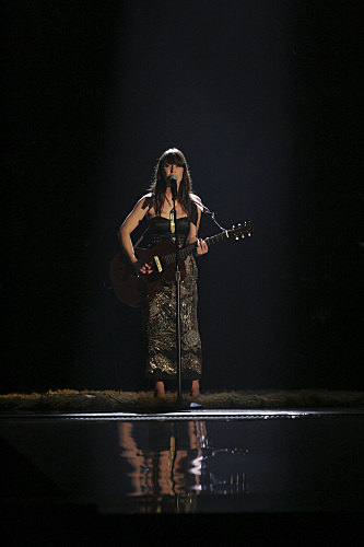 Feist Grammy Photo