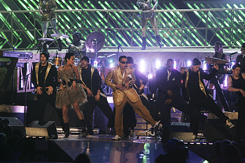 Morris Day Grammy Photo