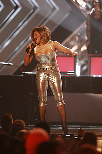 Grammy Tina Turner Photo