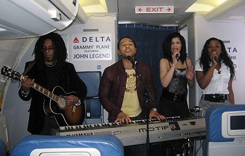 John Legend Delta Contest Photo