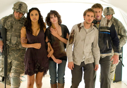 Cloverfield Cast Photo