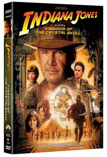 Indiana Jones DVD Contest
