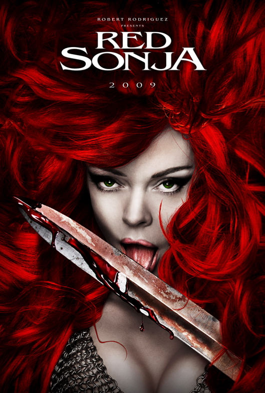 Red Sonja Movie Poster # 1