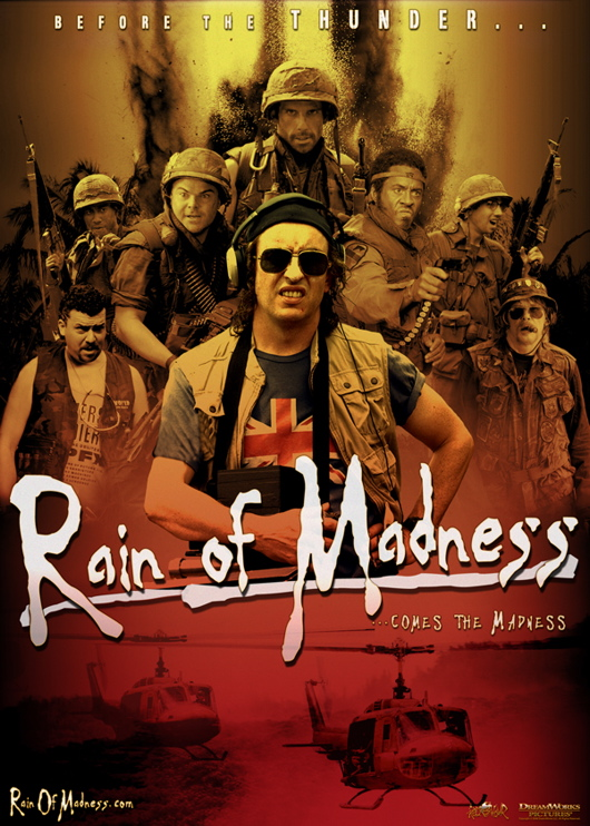 Rain Of Madness Movie Poster