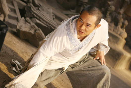 Forbidden Kingdom Number 1 - Weekend Box Office Numbers April 20th