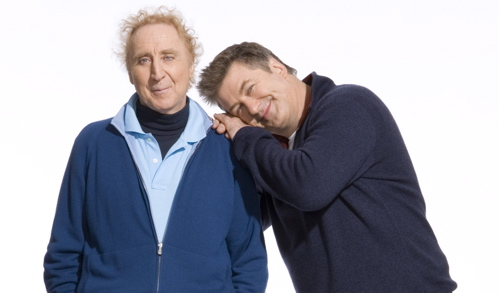 Alec Baldwin Gene Wilder Tribute Photo