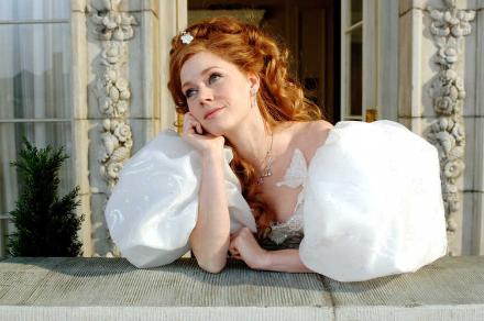 Amy Adams Enchanted Photo