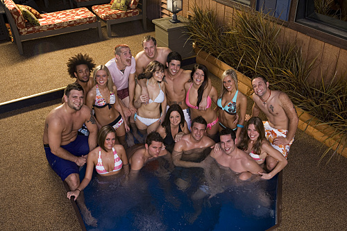 Big Brother 9 Cast Photo