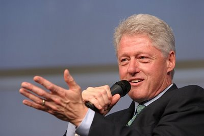 President Clinton To Make His First Appearance On The View