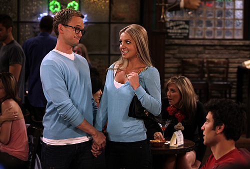 Britney Spears On How I Met Your Mother