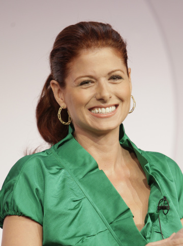 Debra Messing Starter Wife Photo