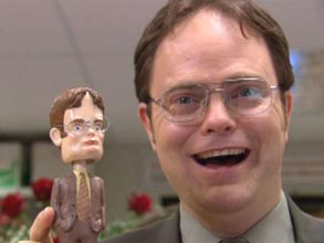 Dwight Schrute Bobblehead Picture