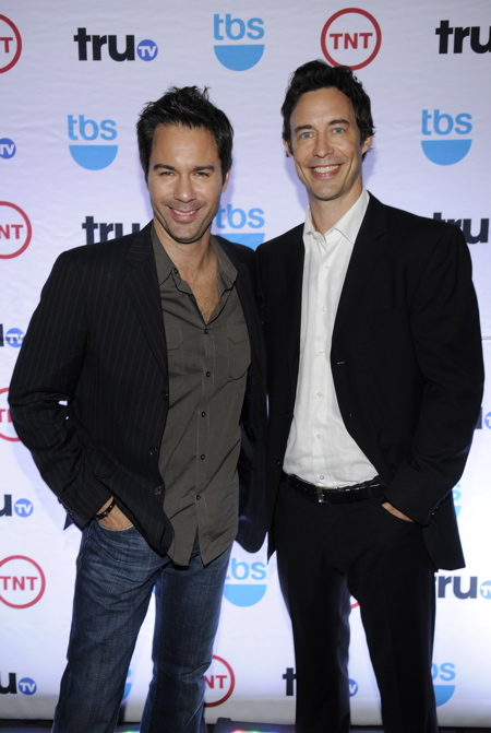 Photos From The TNT/TBS 2008 Upfront Presentation